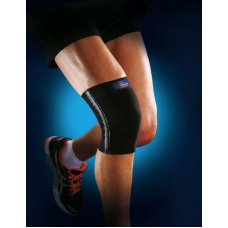 Reinforced (stay) knee support