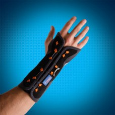 Wrist immobilisation brace with Boa® closure system